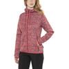 Jack Wolfskin Belleville sweater Dames grijs/rood
